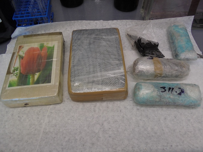 Lab Report Shows Drug Seizure in May to be Potent Fentanyl