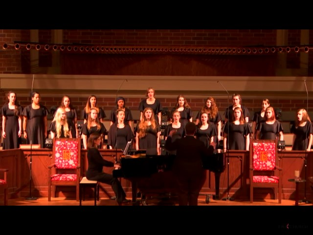 Oakland High School Women's Chamber Choir Receives Top Marks