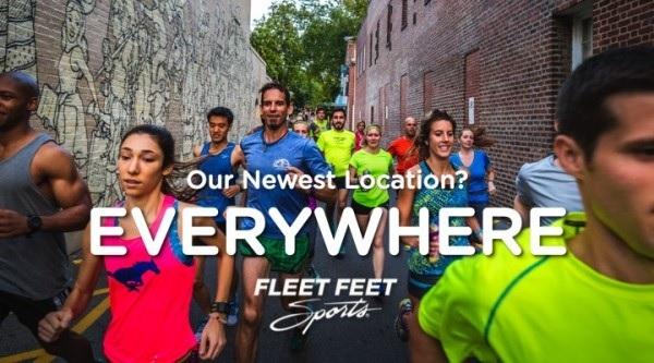 Fleet Feet Sports Murfreesboro now has an online store
