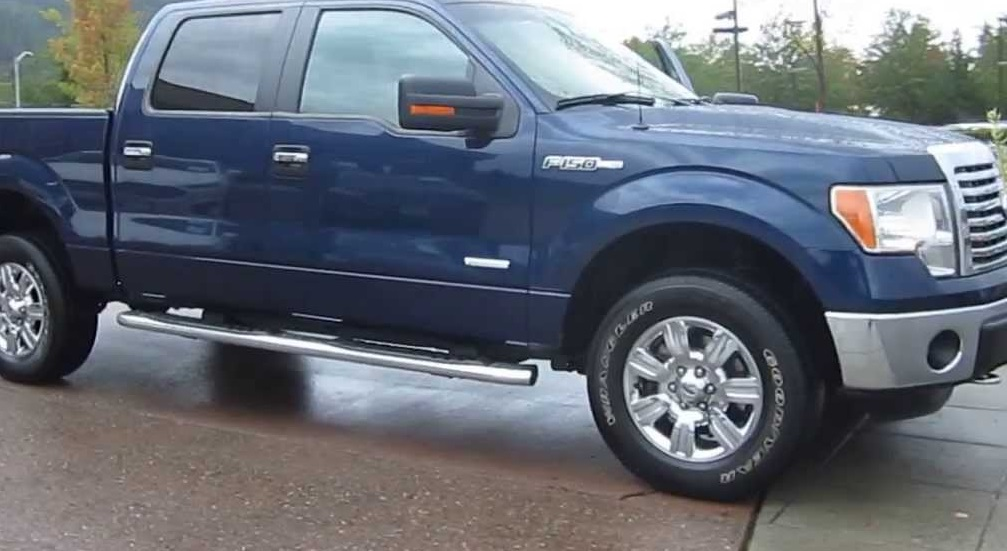 2012 Ford F-150 Allegedly Traded for Cocaine in Murfreesboro