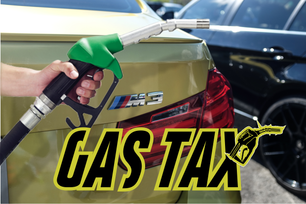 One More Vote on Gas Tax Tuesday