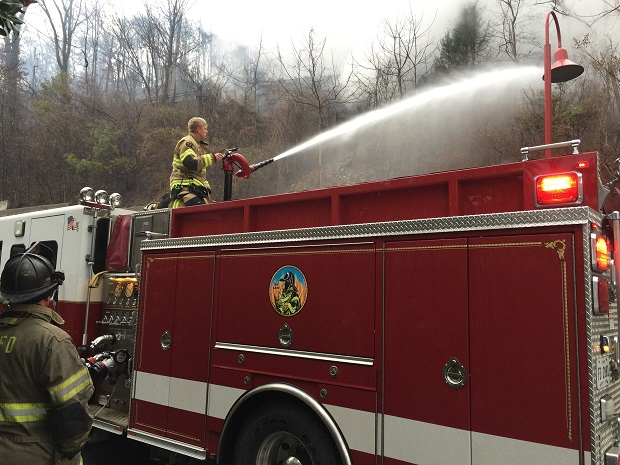 Murfreesboro Fire and Rescue Final Crews in Gatlinburg Return Home
