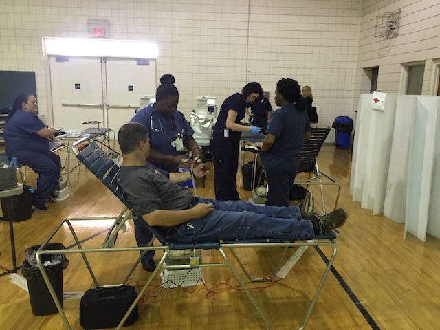 Good Neighbor Blood Drive A Success