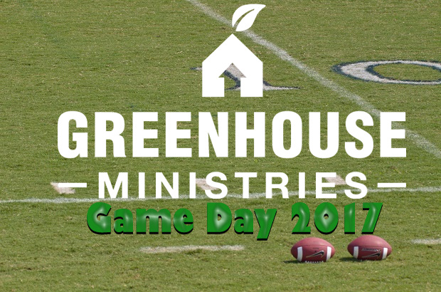 Greenhouse Ministries holding third annual Game Day fundraiser on Sept. 11