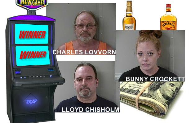 3 Arrested in Murfreesboro for Money Laundering and 1 Arrested on Promotion of Gambling Charge