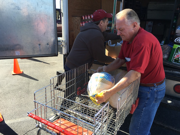 Greenhouse Ministries Received 650 Turkeys...30% Over Goal!