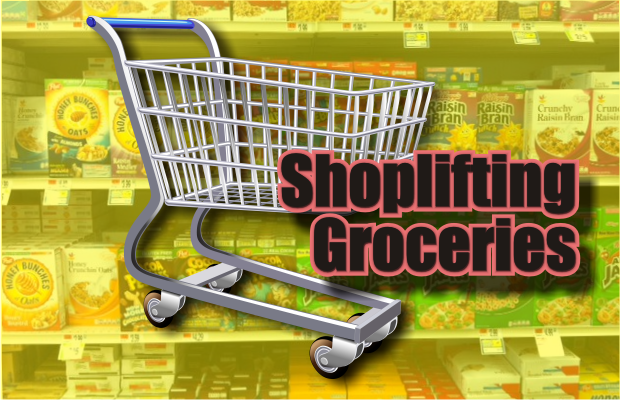 Shoplifting Groceries in Murfreesboro