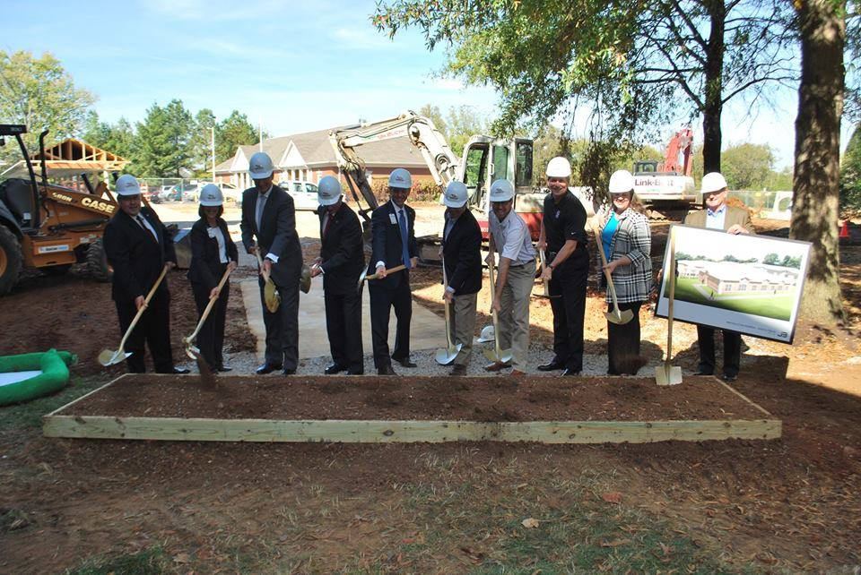 Adams Place breaks ground on 13,469 square-foot Memory Care Center