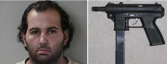 9 Guns and crack cocaine found, Jordan native arrested in Murfreesboro
