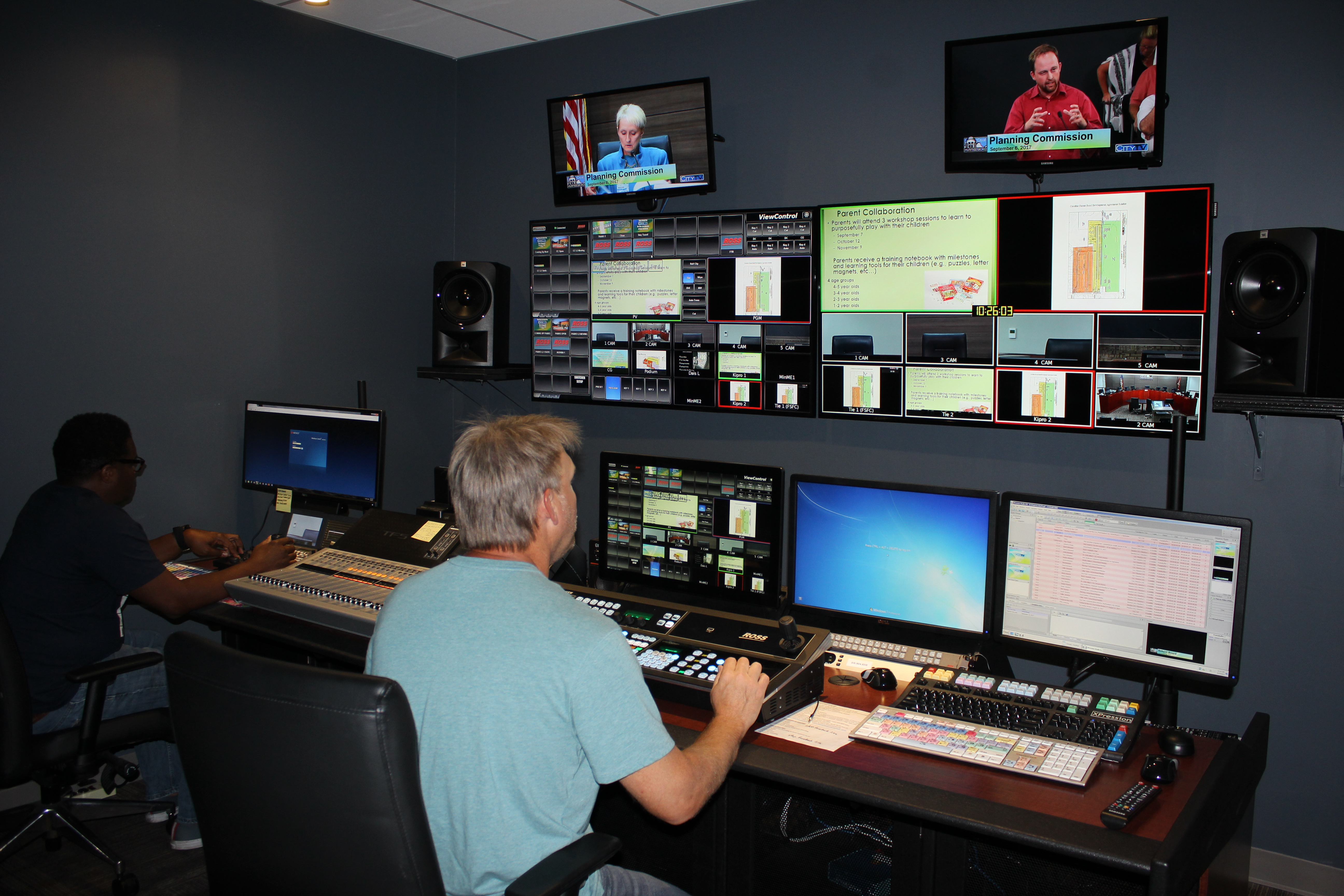 Murfreesboro CityTV completes high definition (HD) upgrade to enhance service
