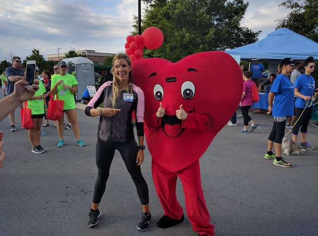 Annual Rutherford Heart Walk THIS SATURDAY -  Sept. 9th