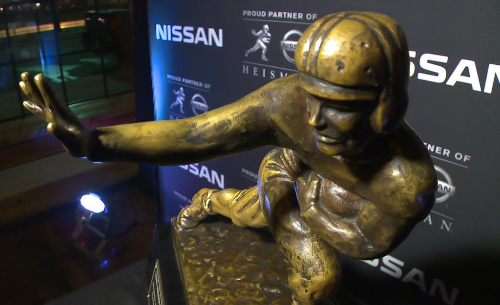 Heisman Trophy is coming to Murfreesboro