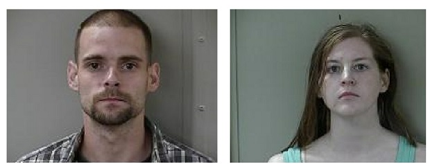Mississippi man and woman arrested on heroin charges in Murfreesboro