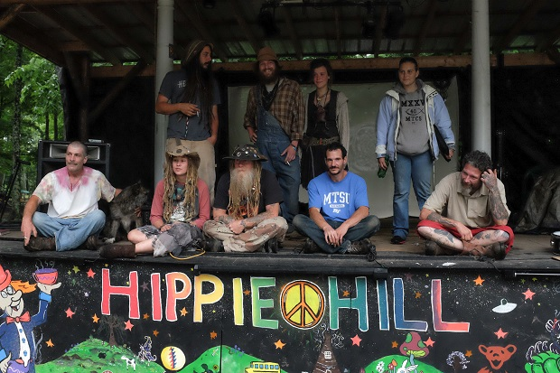 Lawsuit over the Hippie Hill driveway to get onto the property is causing a stink