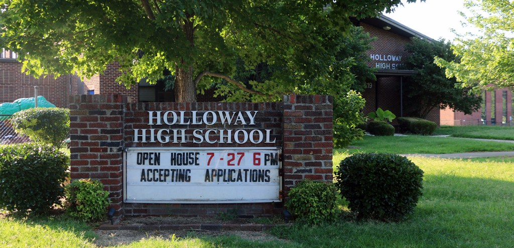 Holloway High School holding open house July 27 for prospective students