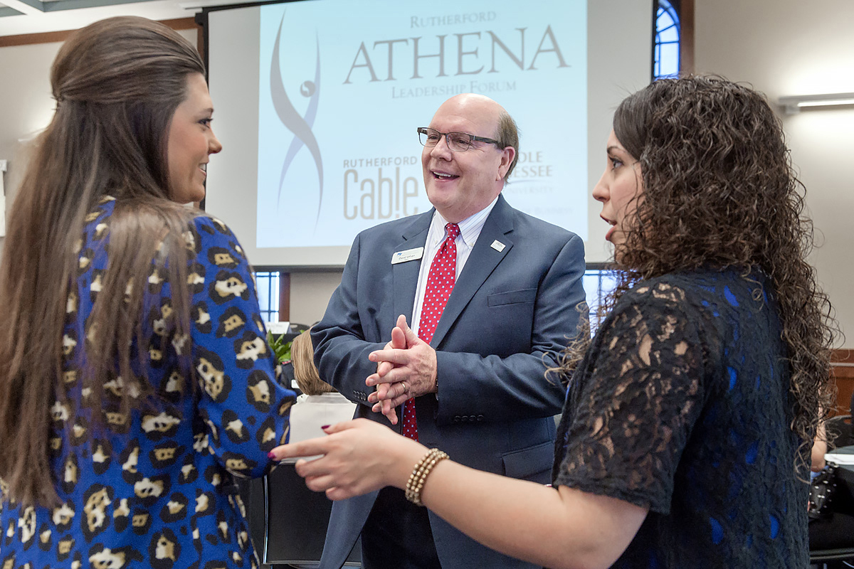 Grooming the Next Generation of Female Leaders in Rutherford County