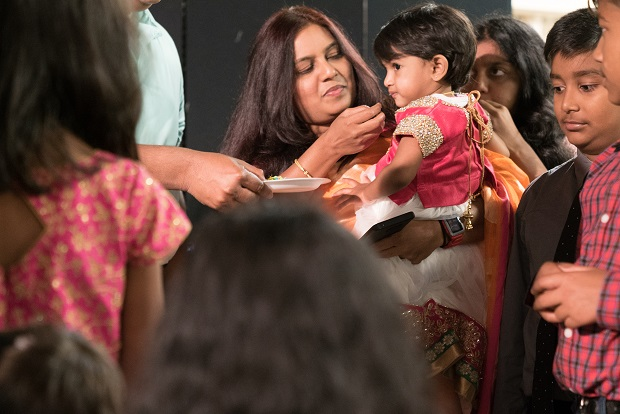 A Traditional Birthday in India Celebrated in Murfreesboro