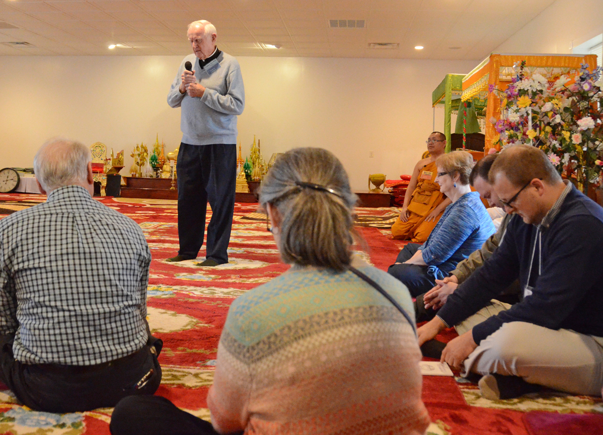 Interfaith luncheon provides tasty basis for learning about religions, cultures