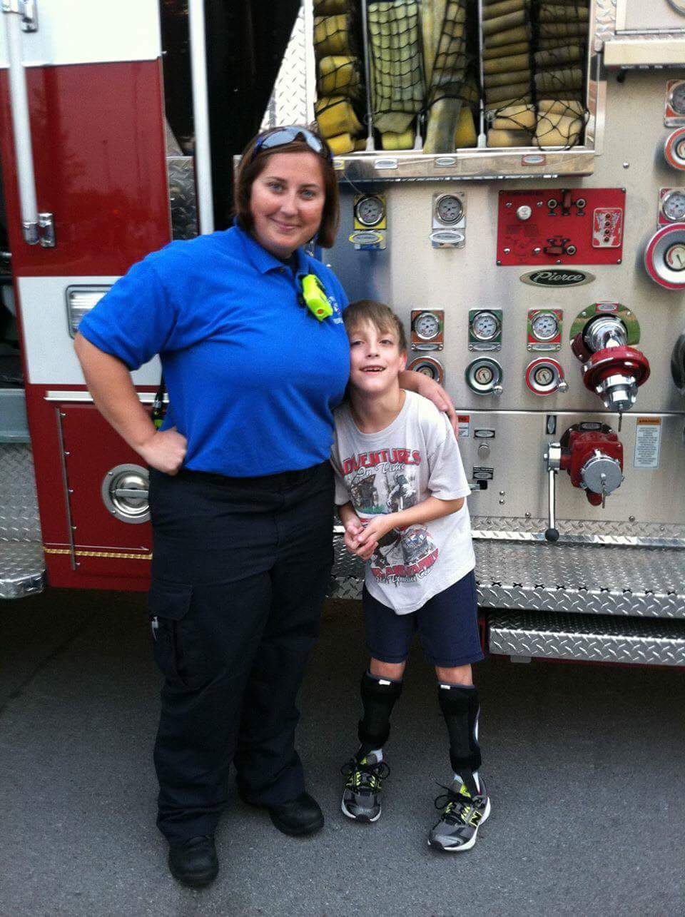 Murfreesboro Firefighters Running the Special Kids Race for a Special Kid | Murfreesboro Fire,Murfreesboro news,Murfreesboro,Special Kids
