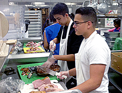 LaVergne High School cadets offering free community meal this Saturday