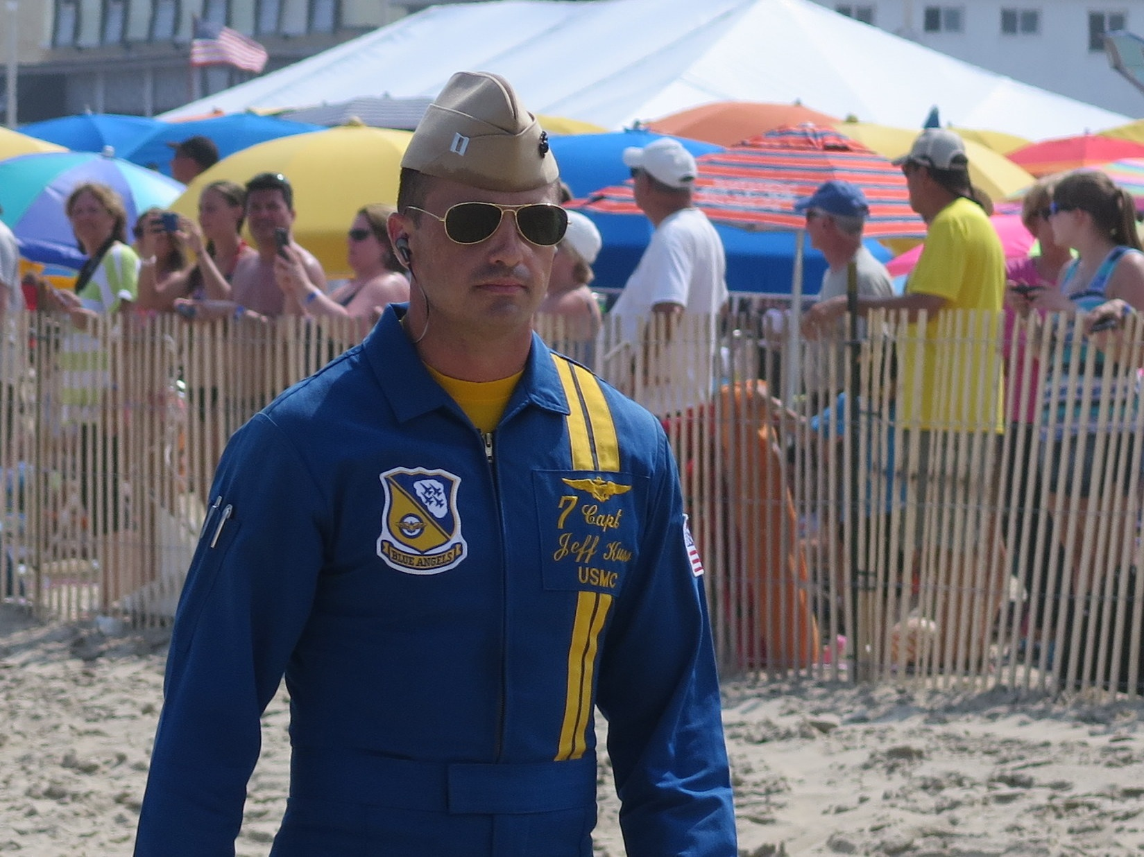 UPDATE: Pilot Error Led to Blue Angels Crash in Smyrna