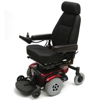 Stolen Motorized Chair from Elderly Man Recoverd by Police