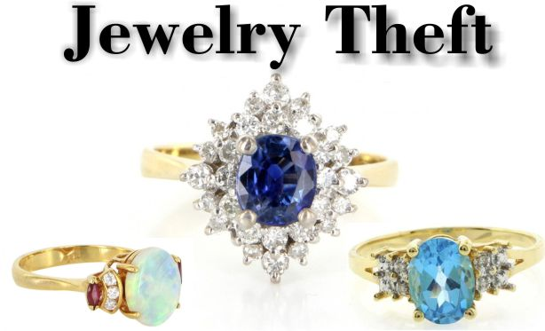 $20,000 in Valuable Rings Stolen from Murfreesboro Woman