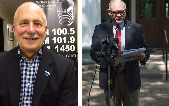 Two possible names to run for Rutherford County Mayor in near future