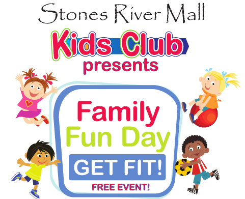 Kick off Memorial Day Weekend at Stones River Mall with Kids Club!