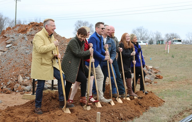 The Hybrid Group Celebrates Groundbreaking for New Early Learning Center in Murfreesboro