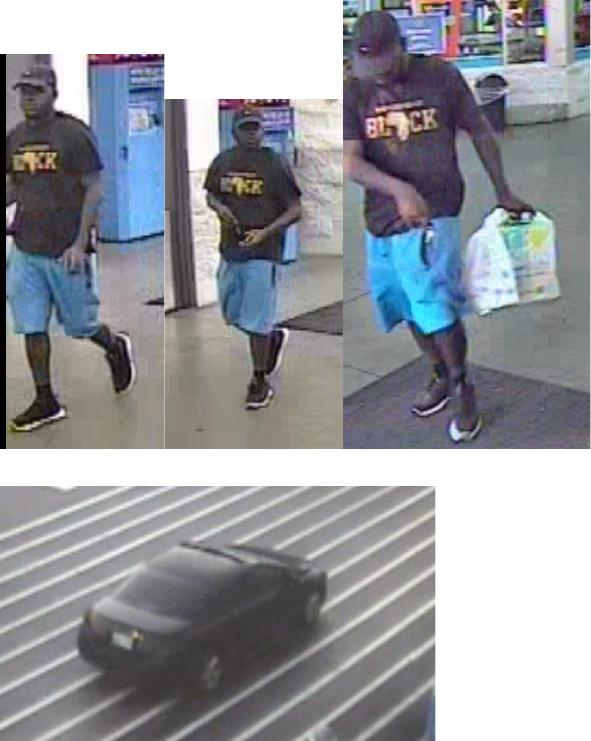 La Vergne Police need help identifying two individuals