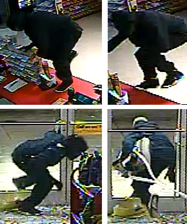 LaVergne Police on the lookout for not so strong man who allegedly stole a cash register