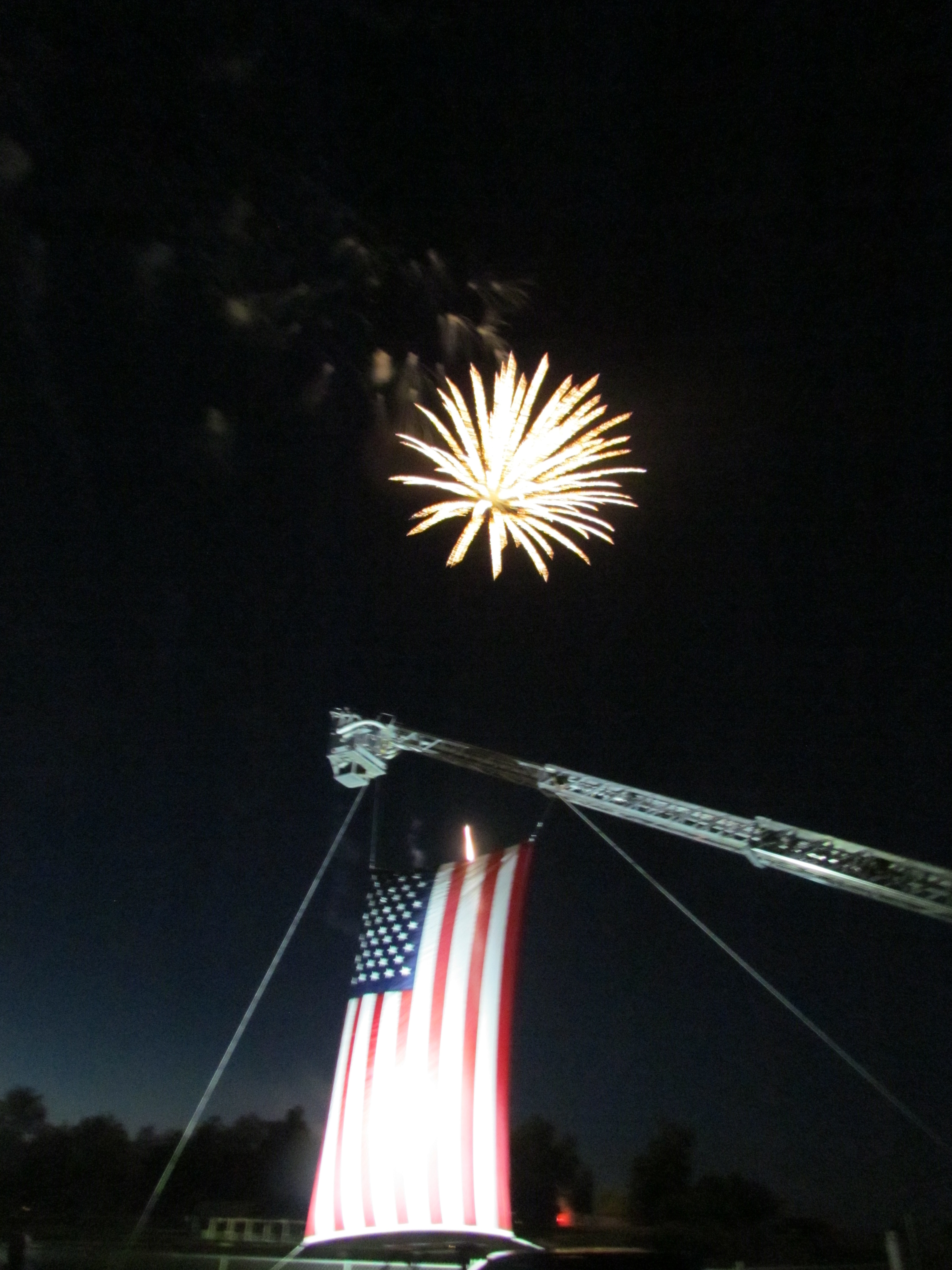 La Vergne Firework Show and More on July 4th