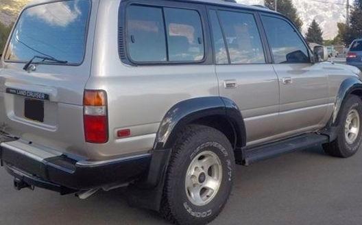 Landcruiser Stolen from a Murfreesboro home