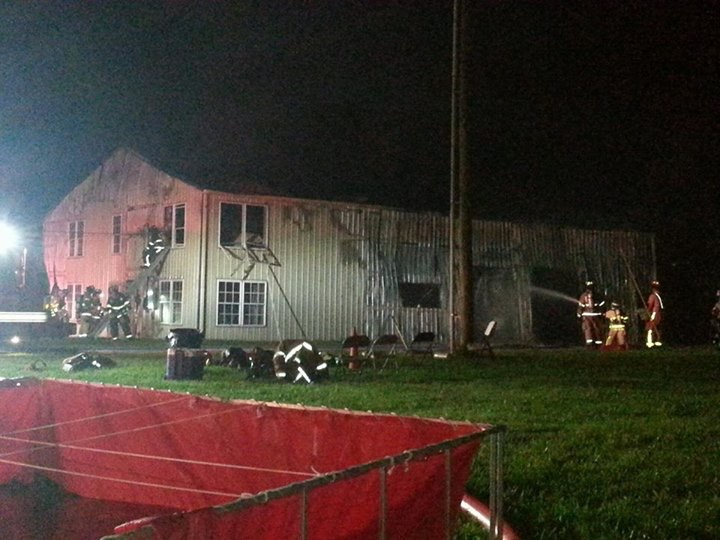July 4th Fire in Rutherford County under investigation