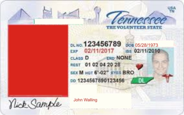 Driver Services Division Offers Tennesseans Opportunity to Reissue Driver License