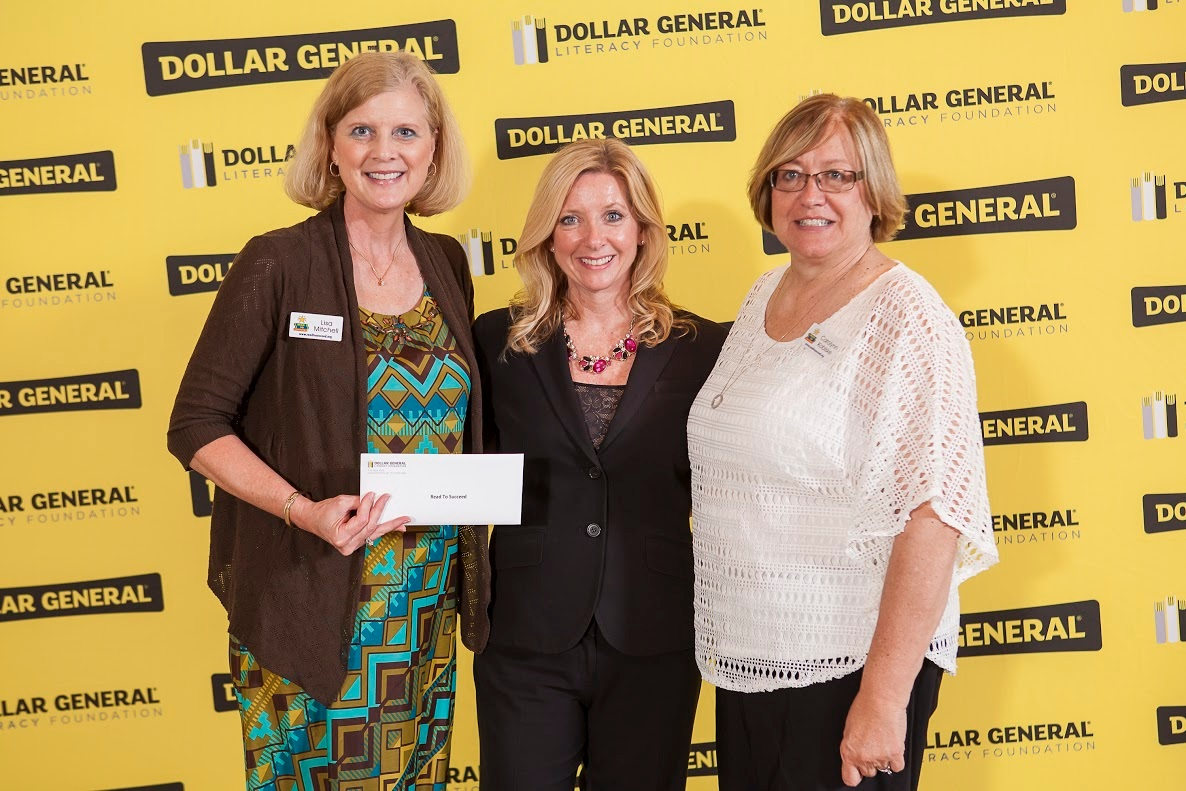 Local Read To Succeed Receives Major Grant from Dollar General and Nashville Predators