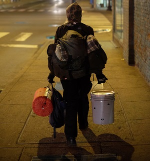 Cold nights means the need for shelter in Murfreesboro for area homeless