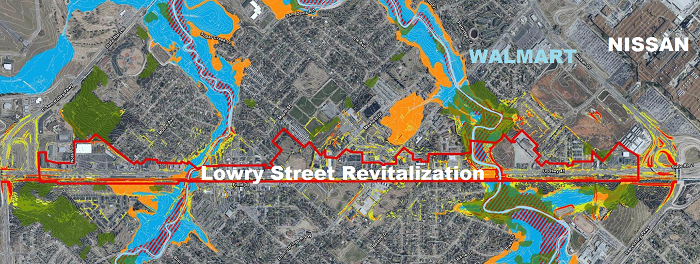 Public Open House Thursday, May 12 for Lowry Street Revitalization Overlay Study