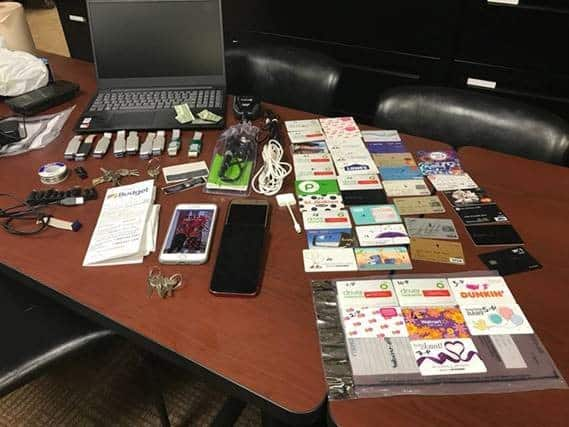 Traffic Stop In Rutherford Results in Arrests