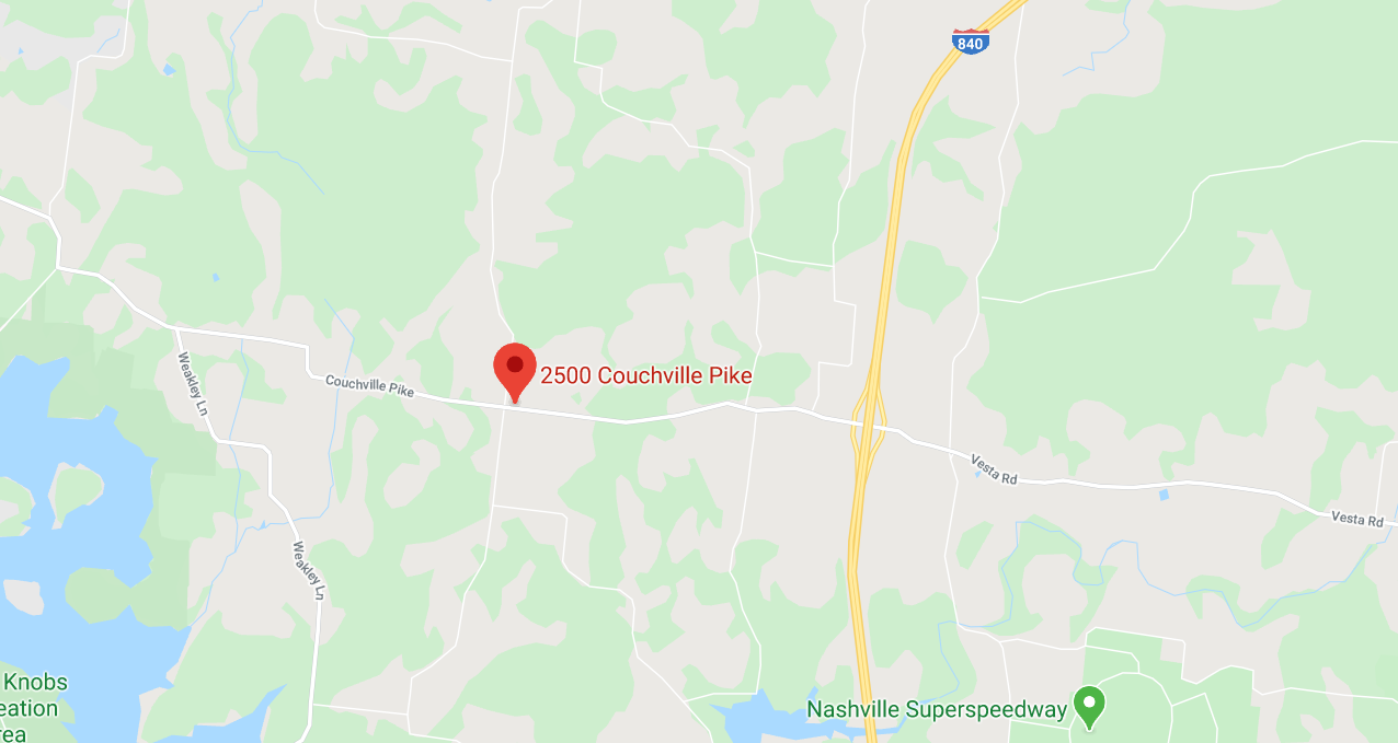 Couchville Pike fatality off of I-840