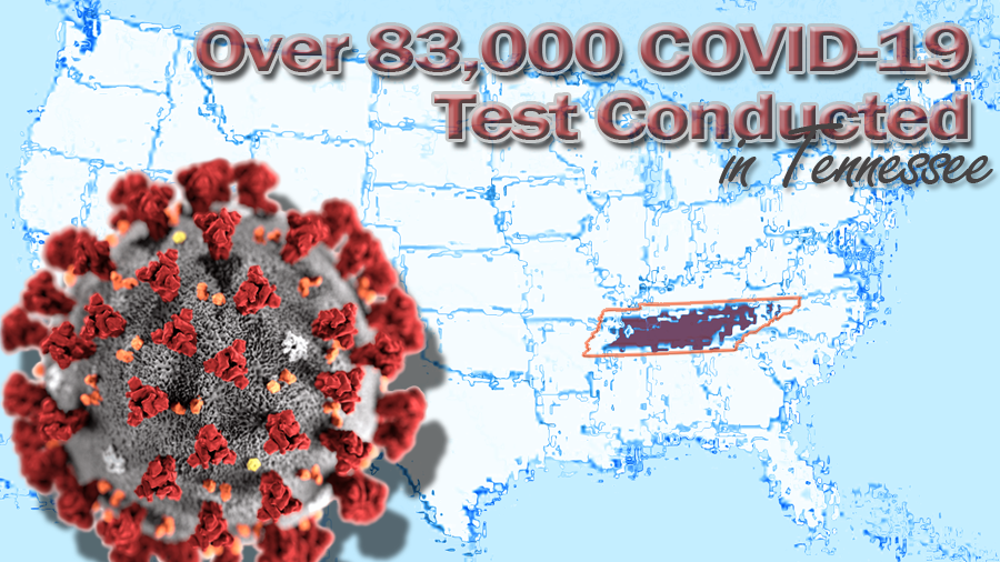 Reports indicate that Tennessee is one of the states that is leading the nation with coronavirus testing. WGNS' Ron Jordan has the story...