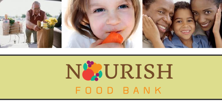 During the first 5 weeks of COVID-19, Nourish Food Bank served over 105,000 meals to local residents. In comparison to the first two and a half months of the year before the cornavirus hit, the food bank served about 85,000 meals.