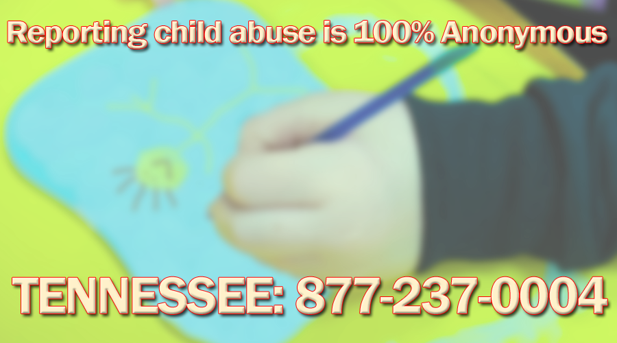 Local Judge says that reporting child abuse is 100% Anonymous