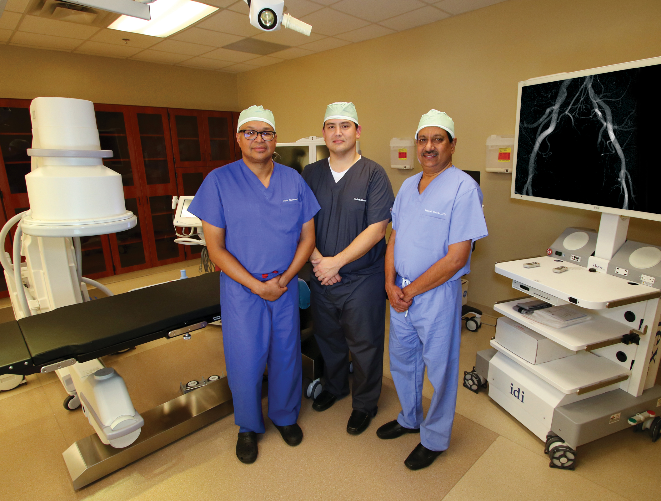 MMC Vascular Surgery & Vein Center Opens Outpatient Endovascular Suite