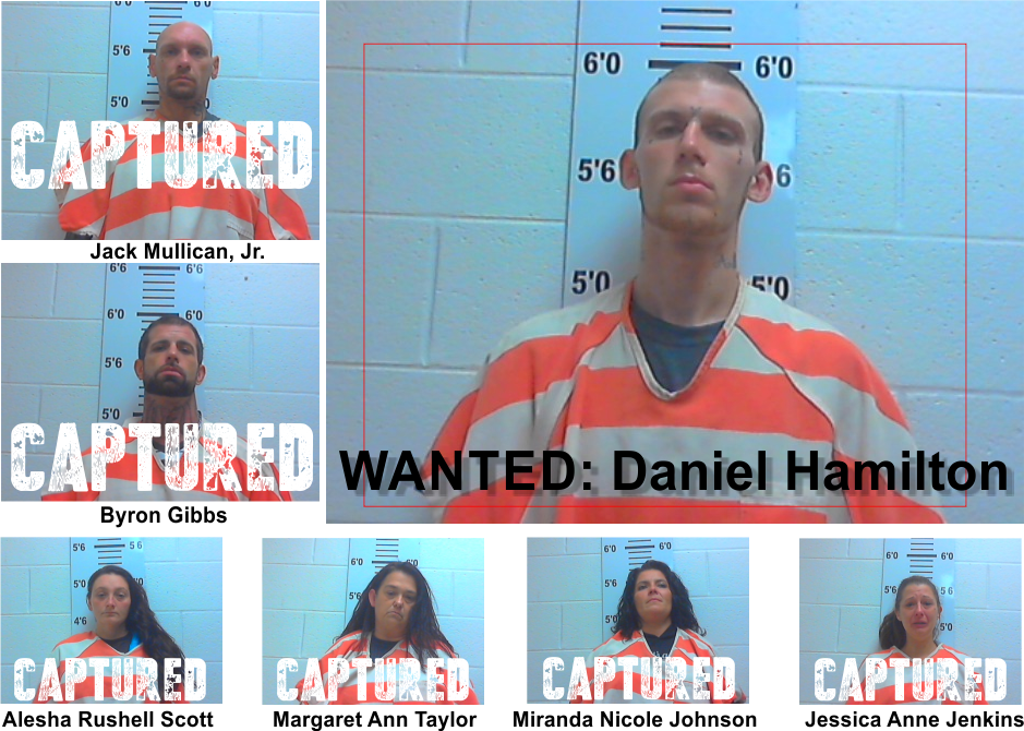 Two of three jail escapees in DeKalb County, TN caught