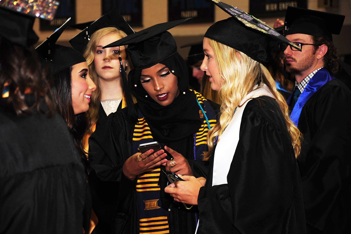 1,891 MTSU students to graduate Dec. 10th