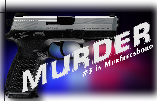 Murder in Murfreesboro - Body dumped out of a car at apartment complex
