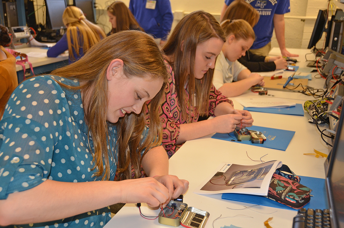 60 slots left for Feb. 24 MTSU 'Girl Day' for aspiring female engineers