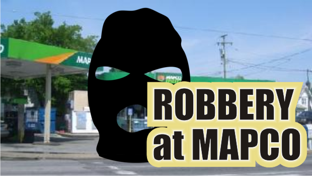 Mapco Gas Station in Murfreesboro robbed early Sunday morning